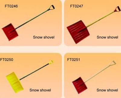 Plastic Snow Shovel-China Manufacture