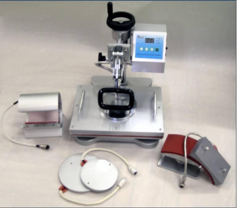 Sell Latest Combo Heat Press Machine