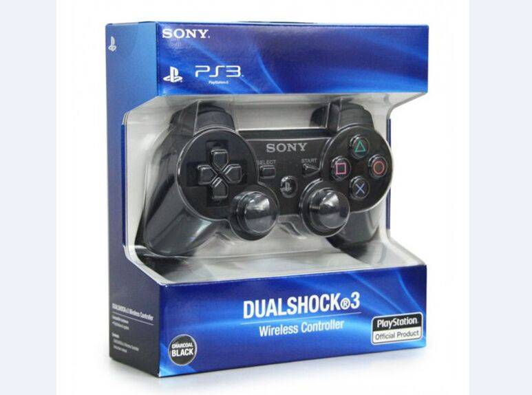 sixasix sony ps3 controller