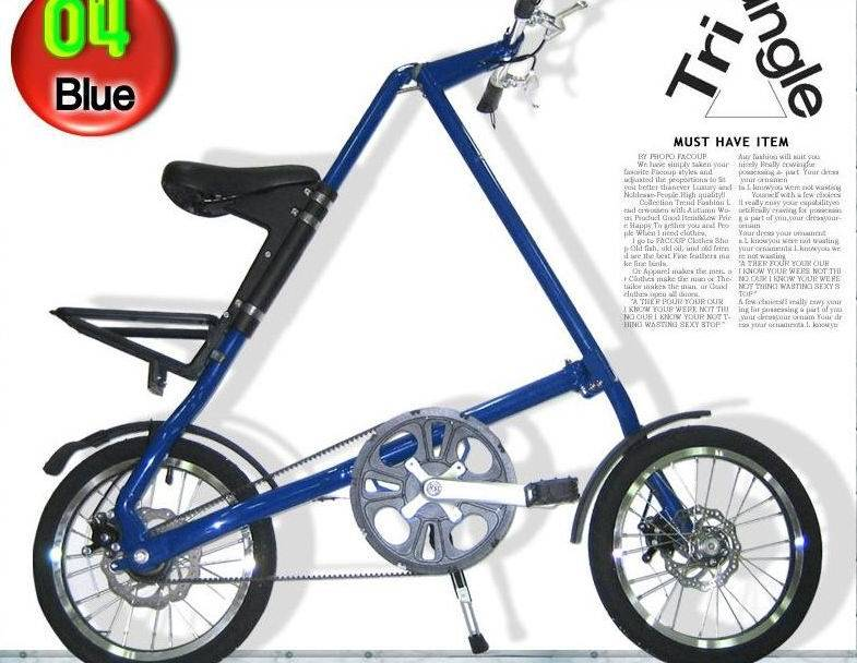 Buy strida bike 16inch wheel size