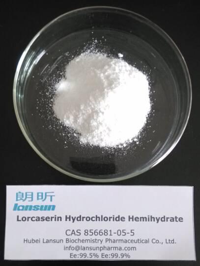 Lorcaserin Hydrochloride Hemyhydrate 856681-05-5