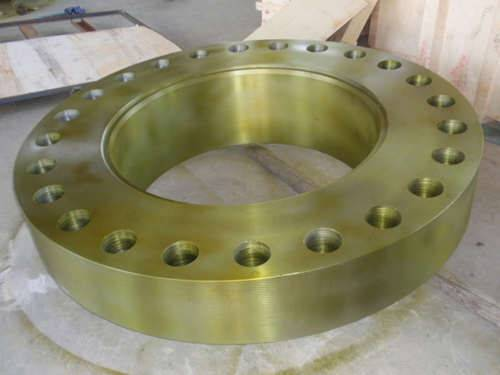 Petroleum Chemical Pipe Line Flange