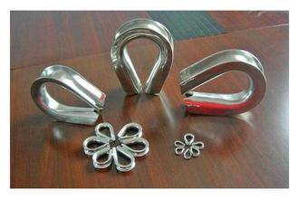 Factory Price of Wire Rope Thimbles