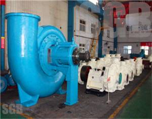 High Pressure Horizontal Desulphurization Circulating Pump