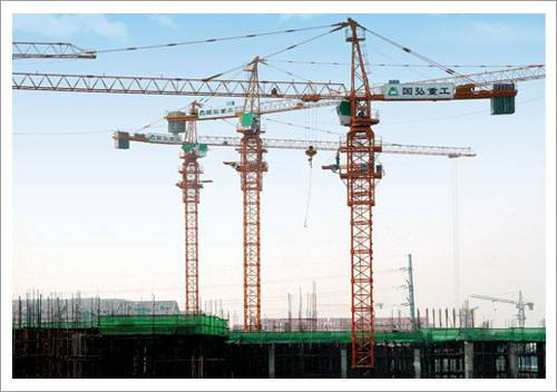 sell tower crane F023B-10tons