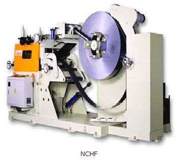 NCHF 3 in 1 Precision Uncoiler, Straightener & Feeder
