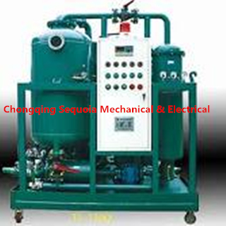 lubricating oil purifier machine