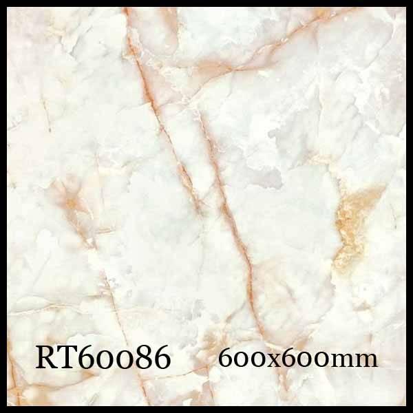 Glossy Porcelain tiles RT60086