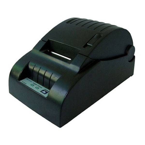 cashino 58mm low-cost Thermal POS Printer in black color