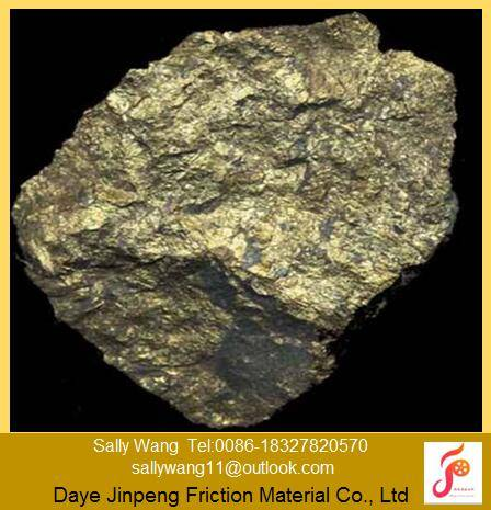 Friction used 200mesh 325mesh chalcopyrite