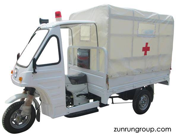 ZR150ZK-JH air-cooled ambulance emergency motor tricycle