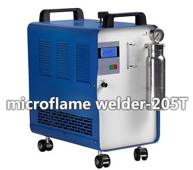 micro flame welder-205T