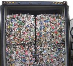 aluminum scrap,UBC aluminum scrap