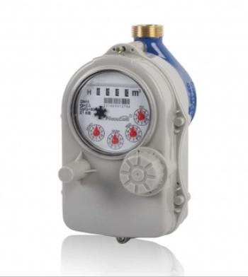 RF Mesh Smart Water Meter