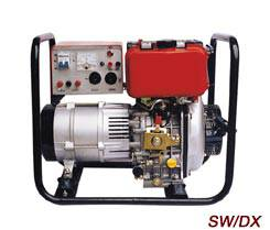 SW/DX Series Gasoline/Diesel Gen-sets