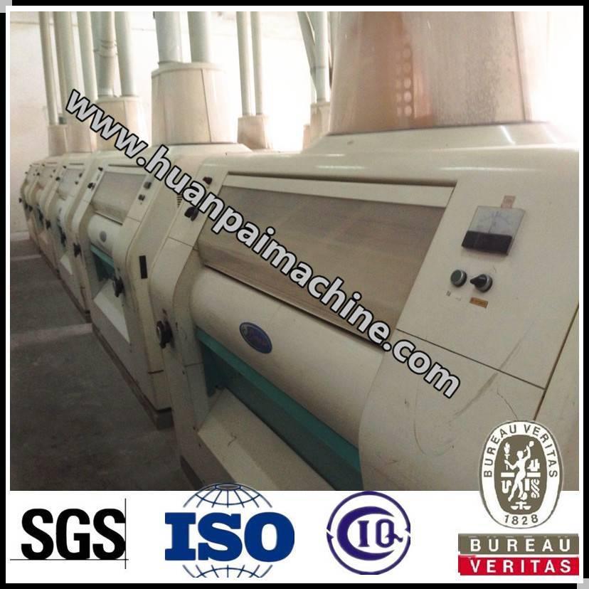 maize flour milling equipment