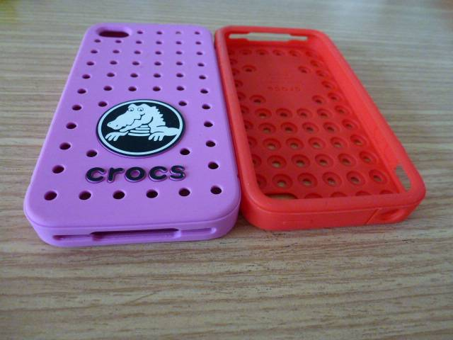 new silicone case for iPhone 4 only USD0.44/PCE