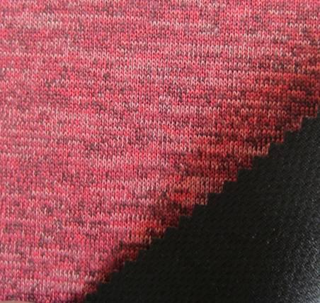 30D interlock fabric+tpu+50D interlock fabric
