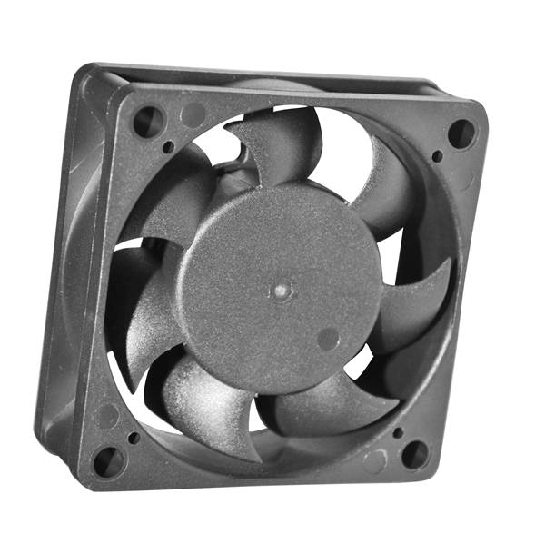 606020mm Customized DC Axial Fan FDB(S)6020-B 12/24V Two ball & Sleeve Bearing Cooling Fan