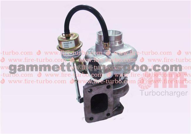 Turbocharger Perkins TB25 2674A150 452065-0003