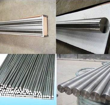 Titanium Bars Manufacturer and Supplier in Germany