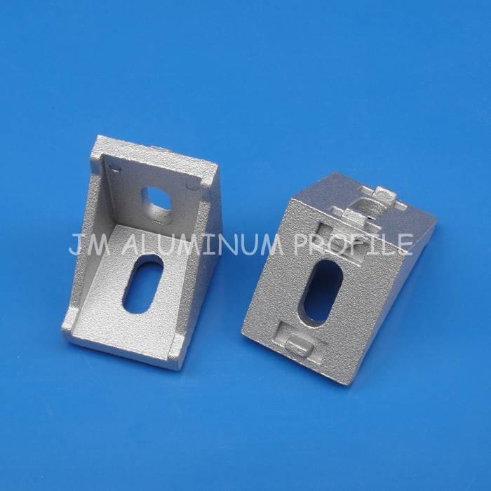 gusset element angle bracket