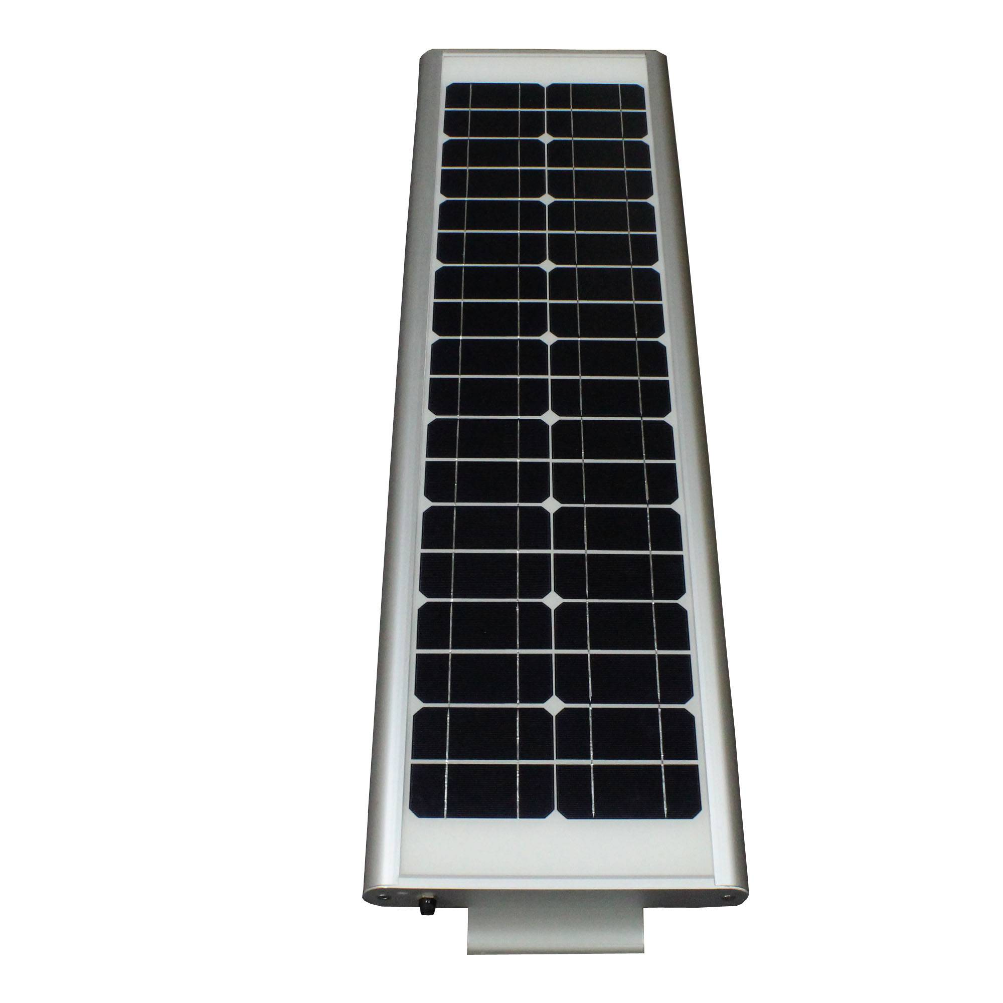 40W LED solar street lights with All-in-one design