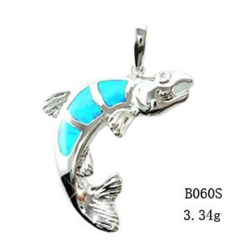 Fashion Jewelry Opal Set With Opal Inlayed-B060S