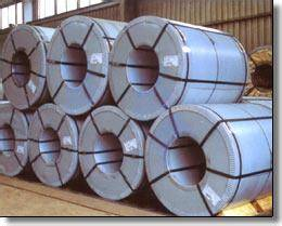 Sell Electro-Galvanized Steel Coil