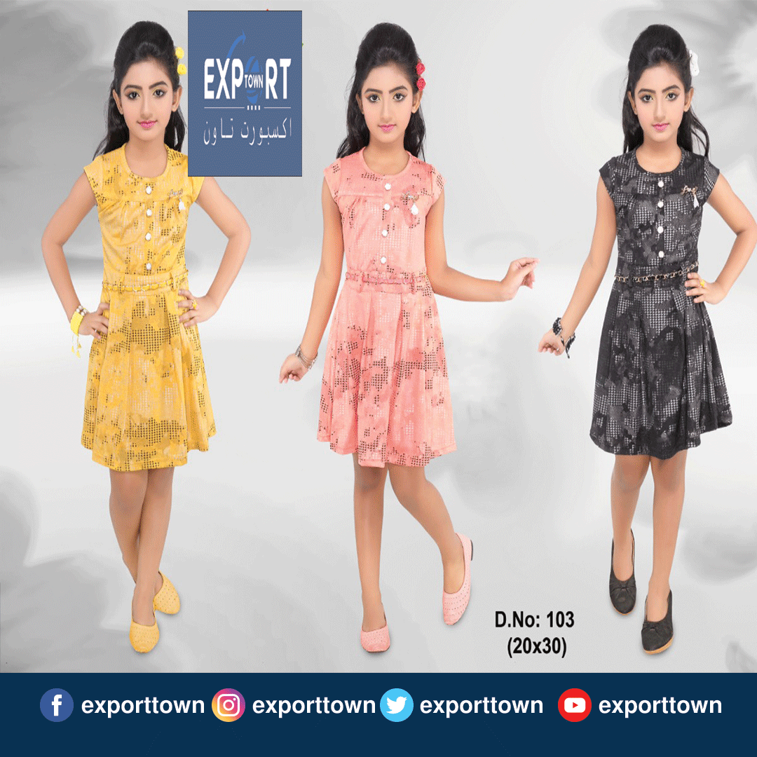 Girls Wear: Buy Girl Clothes fashion dress wholesale at best prices