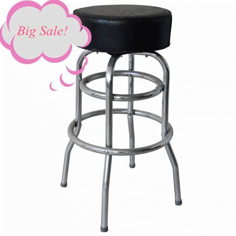 Chrome chair stool furniture (ALL-SBS-2B)