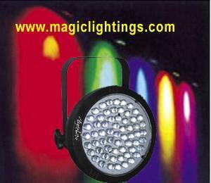 RGB Change color 10W LED Big Par Lights (MagicLite) M-A016
