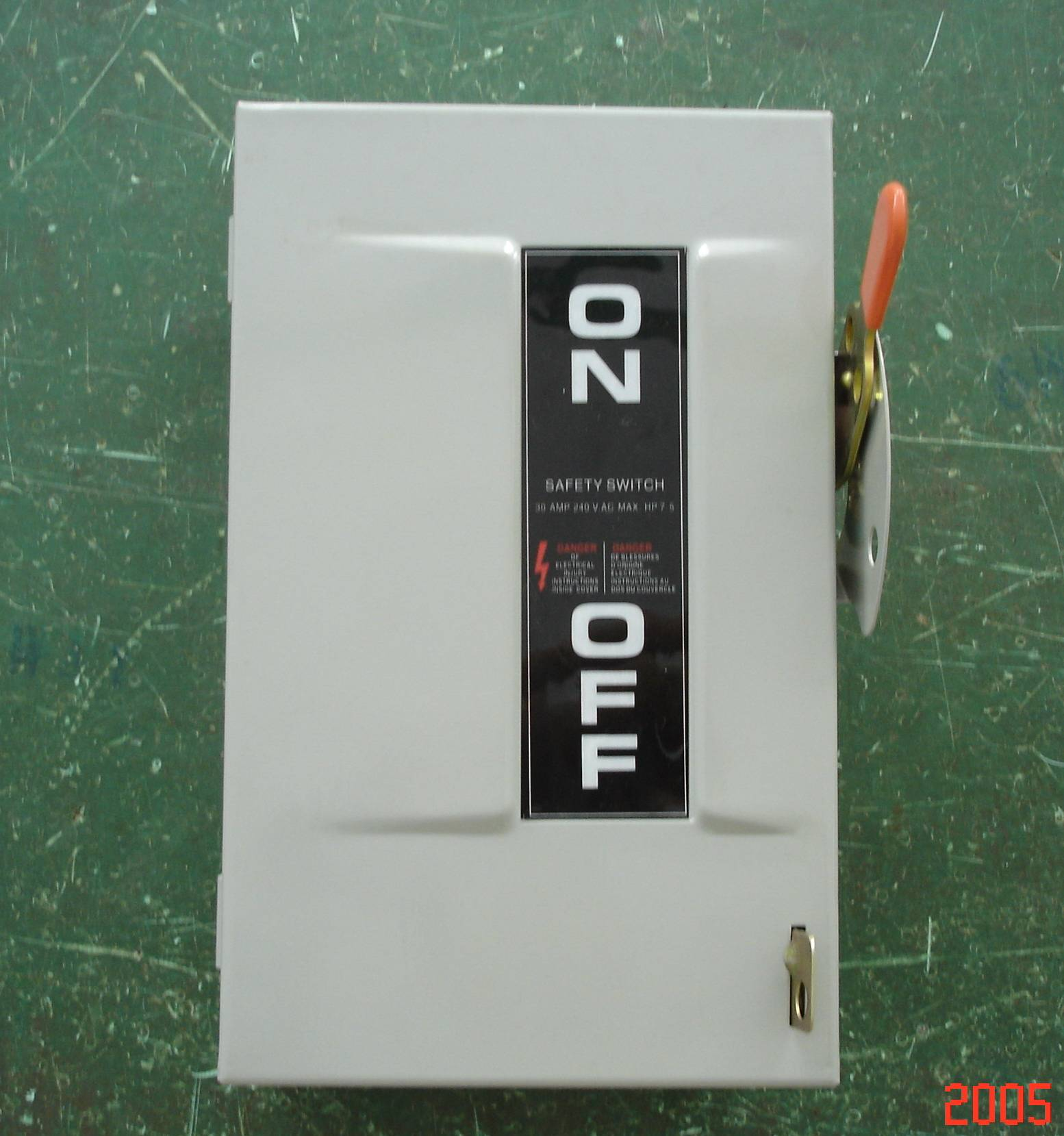Distribution Box
