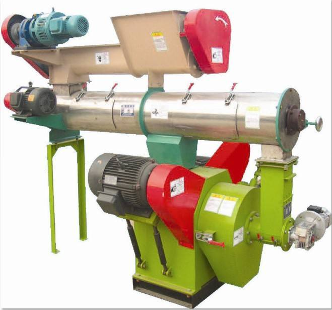 SELL KJ-MZLH-Series Pellet Mill