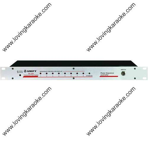 Unify WKS-SC328 Professional Sequencer (8-Way Output)