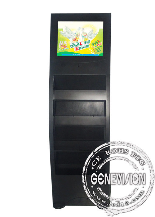 Multi Media Player Kiosk Digital Signage for Video and Picture