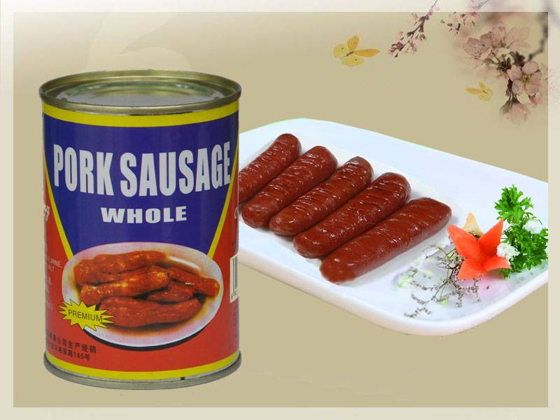Sell Canned Pork sausage