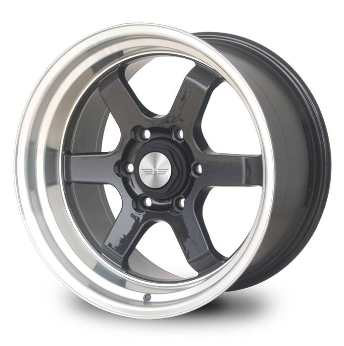 Car wheel- JD669