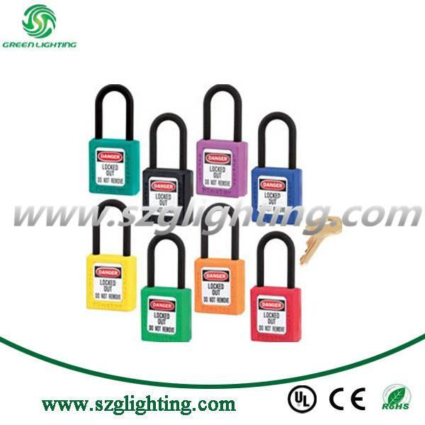 safety locks steel Padlock,Safety steel lockout XENOY SAFETY PADLOCK