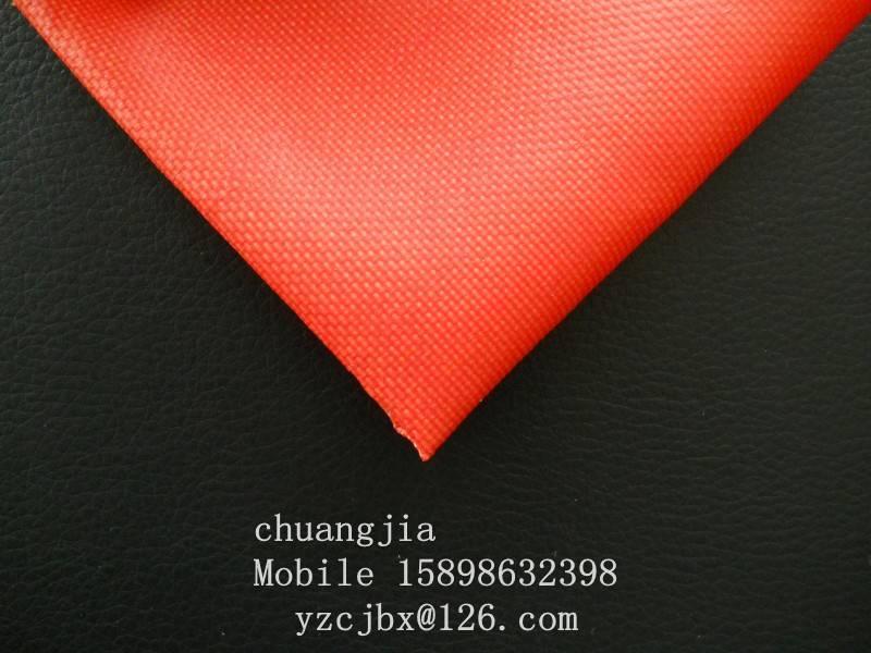 good quality PVC coating fiberglass cloth