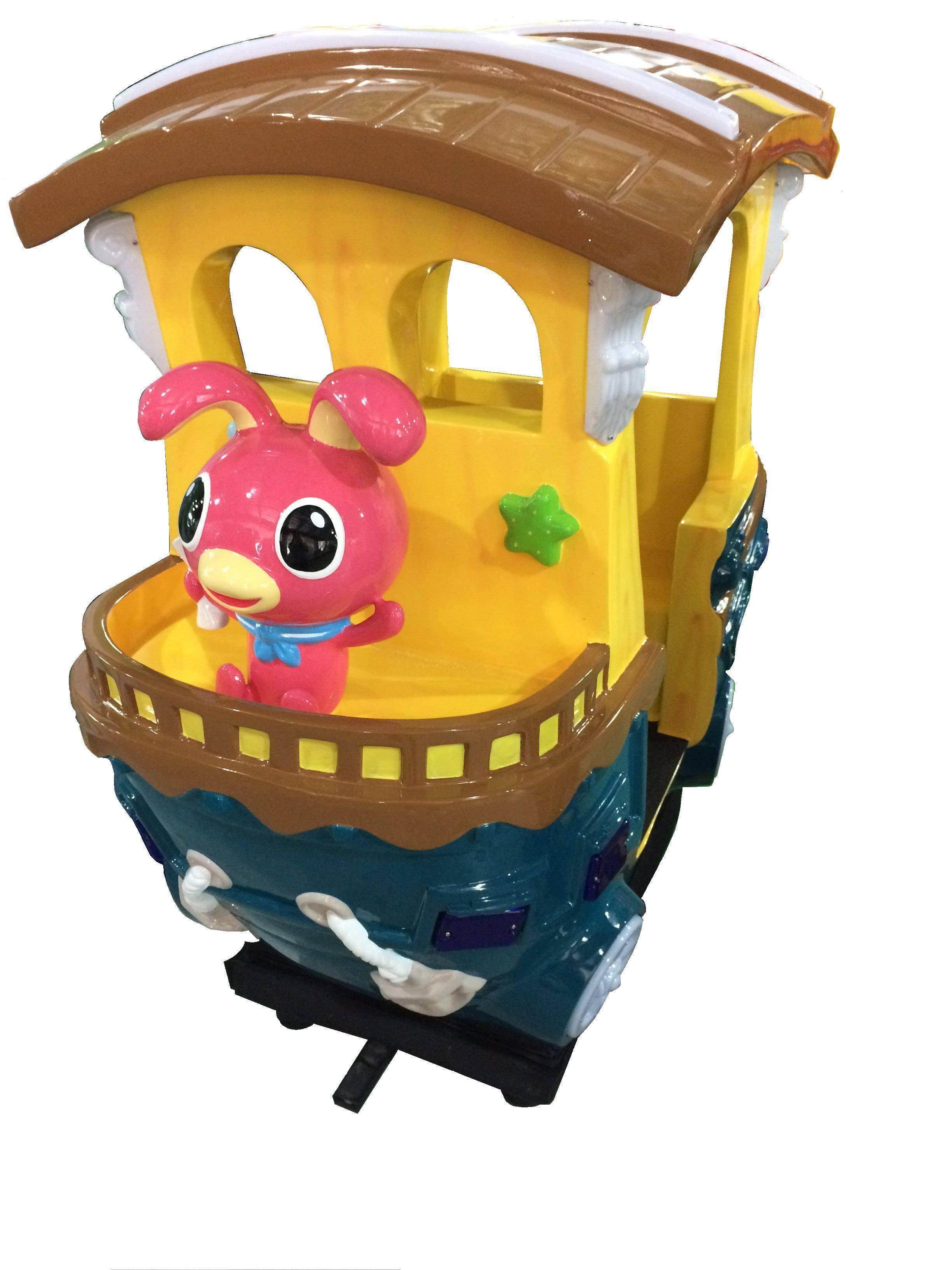 Kiddie Ride - CoCo Captain Bunny