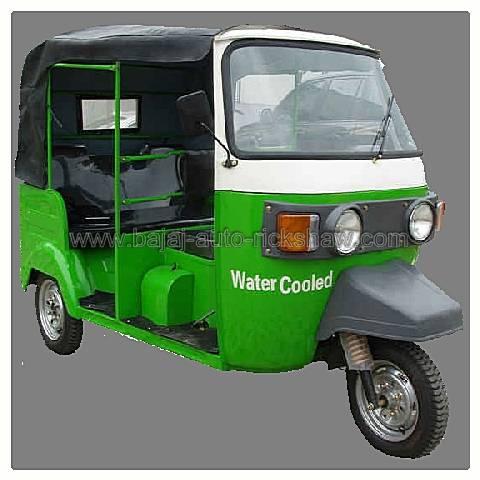 tricycleBA150ZK-7 Bajaj Auto Rickshaw chand gari passenger motor tricycle