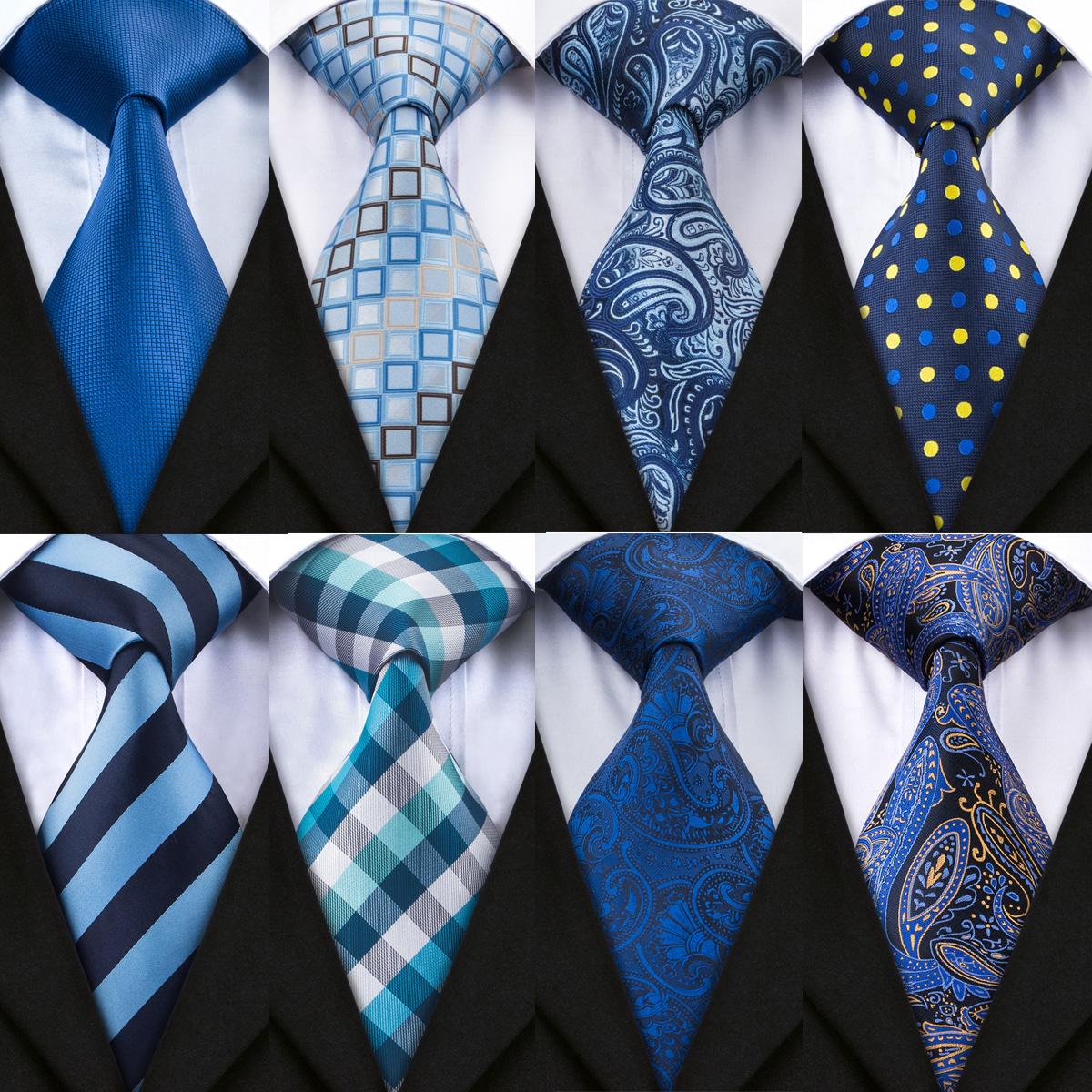 Men's Silk Neck Ties