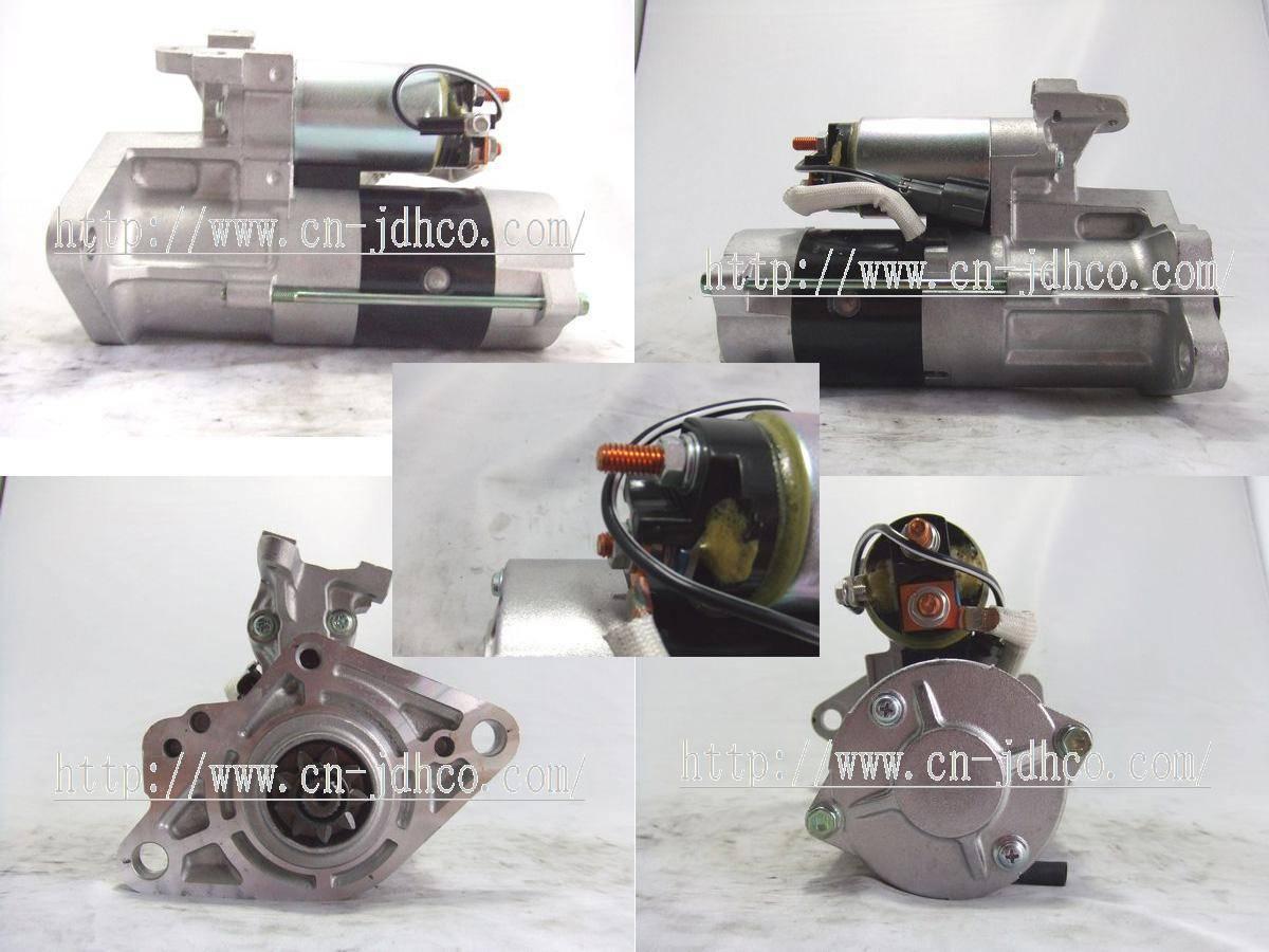Starter motor 4D33 4D35 4D36 4D34 M008T80071B ME014418 M008T80071 M008T80