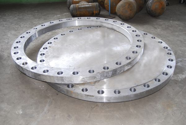 ASTM A350 Blind Flange,4 Inch, Class 300, ANSI B16.5, Raised Face