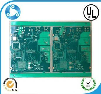 High quality FR-4 HASL circuit board