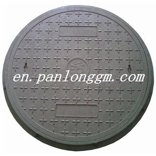 En124 SMC/BMC Composite Manhole Cover