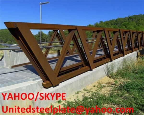 EN10028-2 P355GH ,16Mo3,18MnMo4-5 steel plate