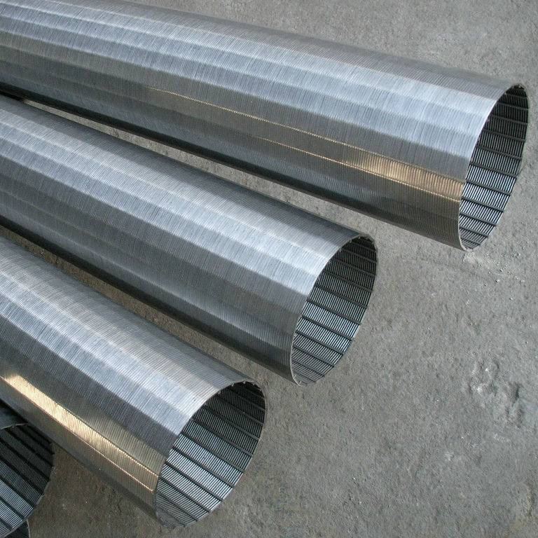 stainless steel water well screens