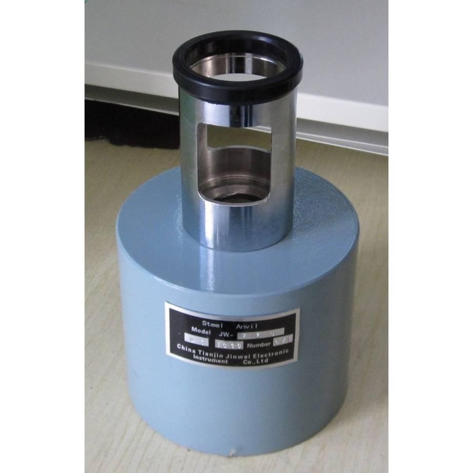 calibrate anvil